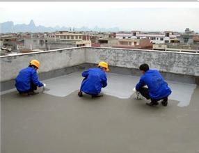 如何处理房顶漏水