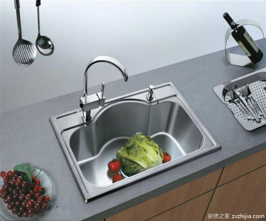 不锈钢水槽选购