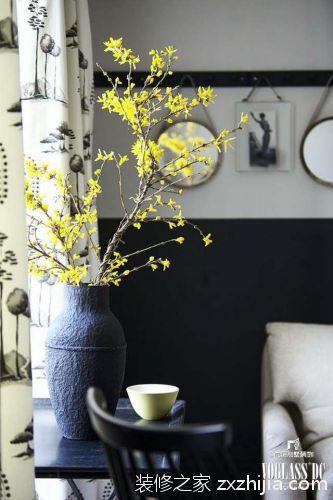 春天,用花艺装饰新家,绝美!