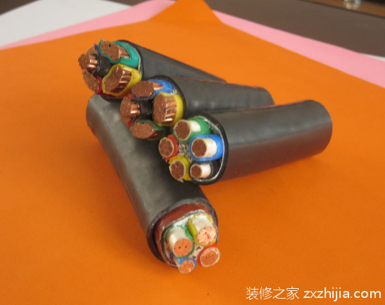 铠装电缆规格型号