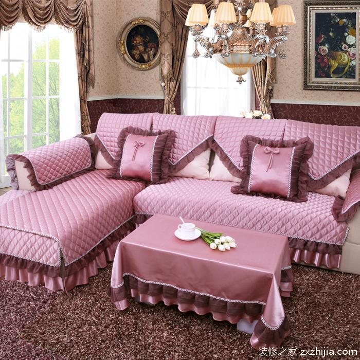 布艺沙发套_布艺沙发套diy,布艺沙发套的制作方法_装修之家网