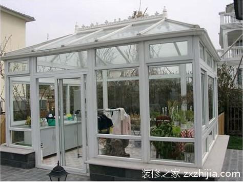 露台阳光房设计,给你一个不一样的阳台