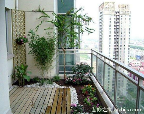 露台绿化设计方案