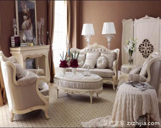 新古典主义沙发