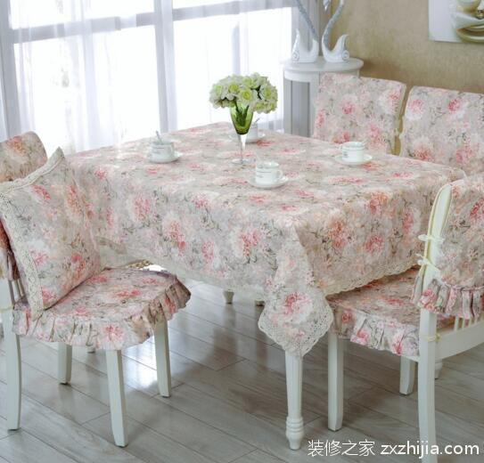 餐桌布介绍