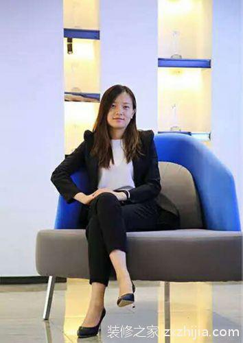 云南乾美装饰的副主任设计师李萍