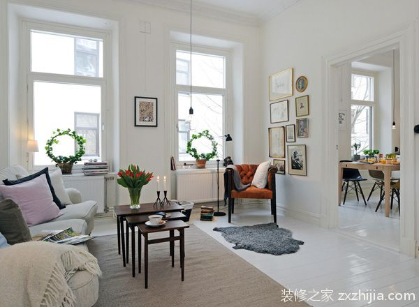 北欧风格家居设计步骤 耐看耐用两不误