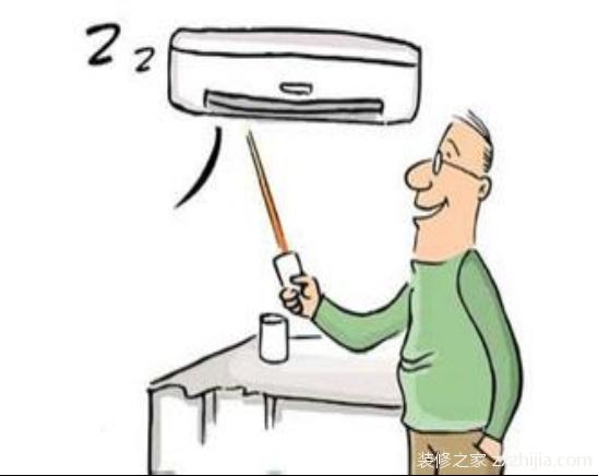 空调使用方法