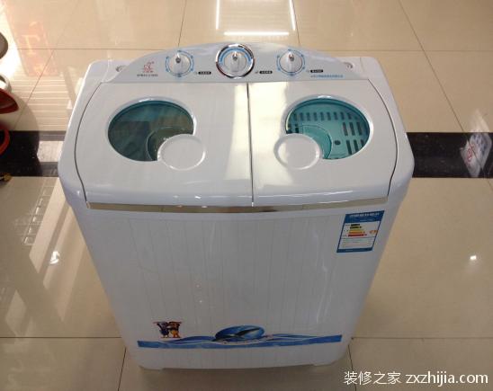 双桶洗衣机的工作原理_洗衣机工作原理图解
