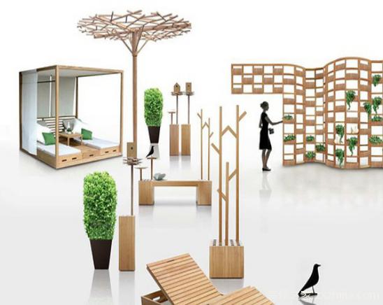 木制家具打造