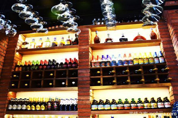 中国的酒吧文化,餐饮酒店装修设计