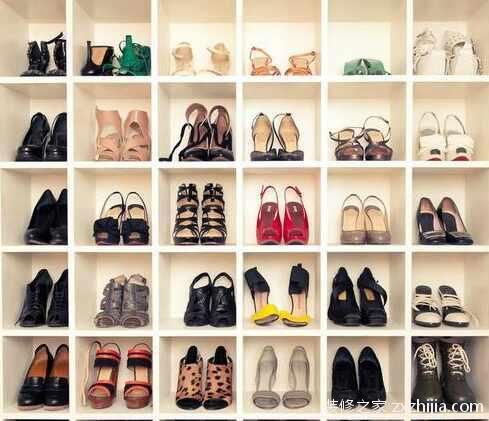 如何设计适合自己的鞋柜,这五招偷偷告诉你