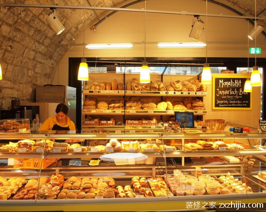 面包店装修多少钱