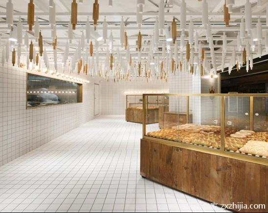 面包店装修设计效果图