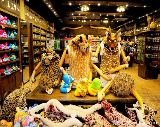 玩具店具体怎么装修?儿童玩具店装修流程