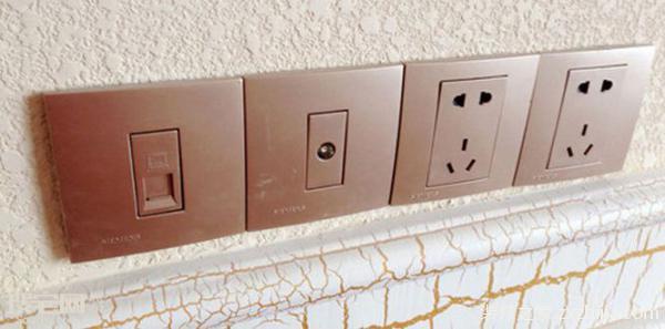 装修开关插座布局需要注意什么问题?