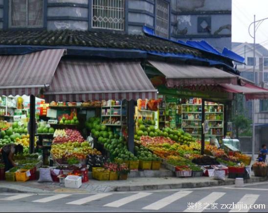 水果店设计方案