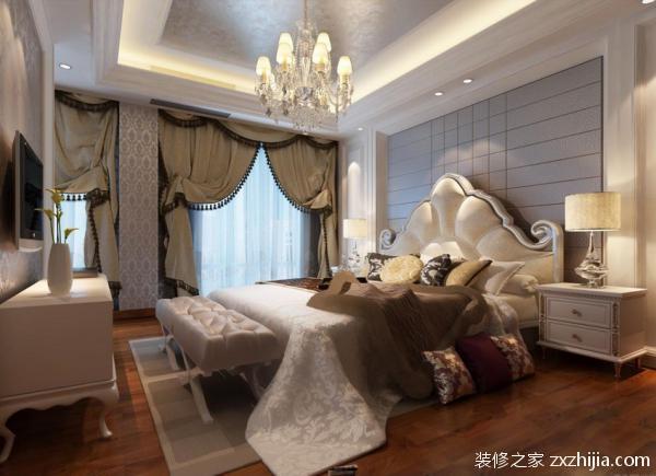 卧室装修技巧与原则分享