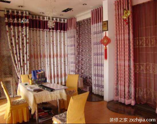 怎么设计好一家窗帘店?窗帘店设计方案