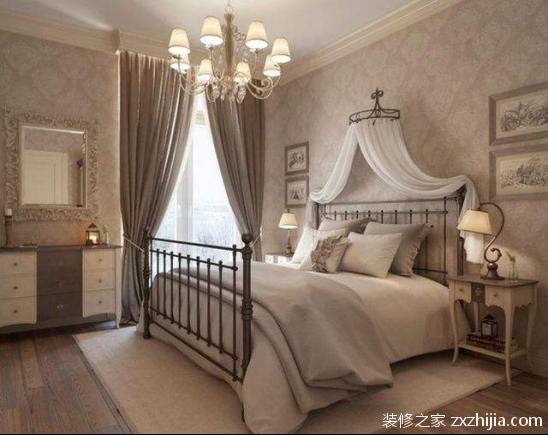 卧室装修风格