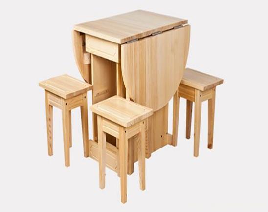折叠餐桌尺寸