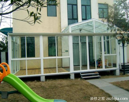 阳光房装修步骤