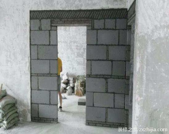 装修砌墙方法