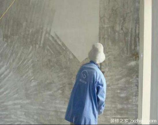 铲墙皮标准