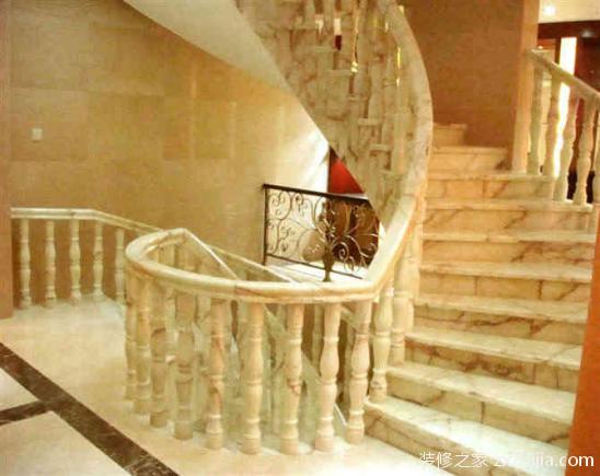 楼梯瓷砖铺贴