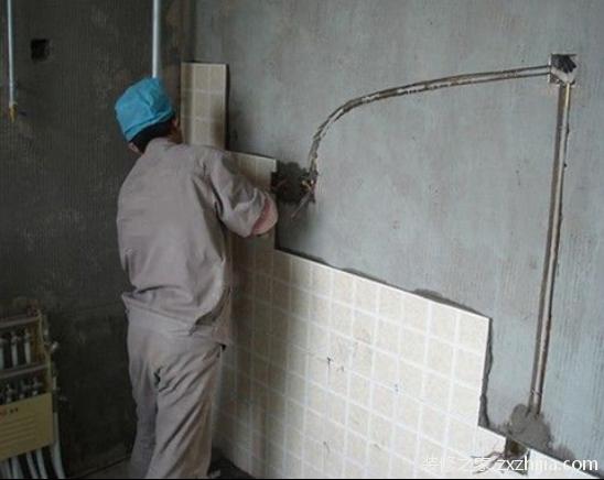 墙面瓷砖铺贴注意事项