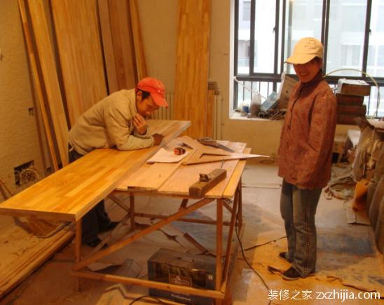 木工装修步骤