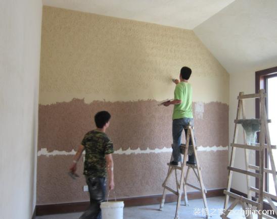 硅藻泥施工方案