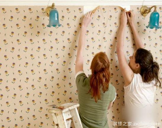 壁纸施工验收