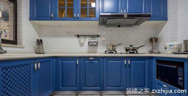 厨房装修技巧:五步学会厨房如何装修