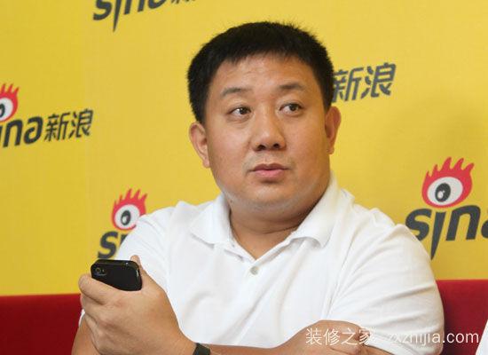 北京业之峰诺华装饰股份有限公司董事长 张钧