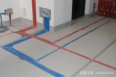 家庭水电装修中应该注意的点