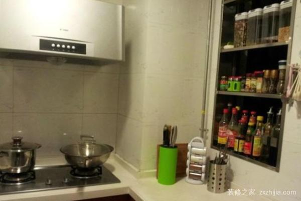 旧房装修:厨房装修改造的九大误区
