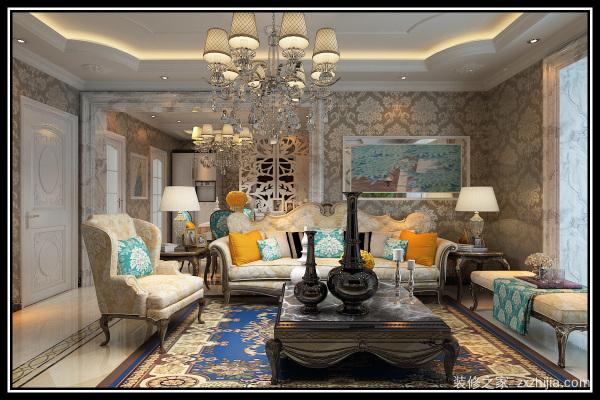 美式风格卧室厨房装修设计特点介绍