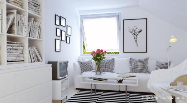 小房间装修让人感觉宽敞的技巧