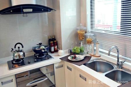 小厨房怎么装修实用?小厨房装修要注意的问题都有哪些?