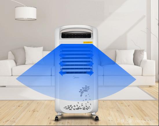 空调扇原理