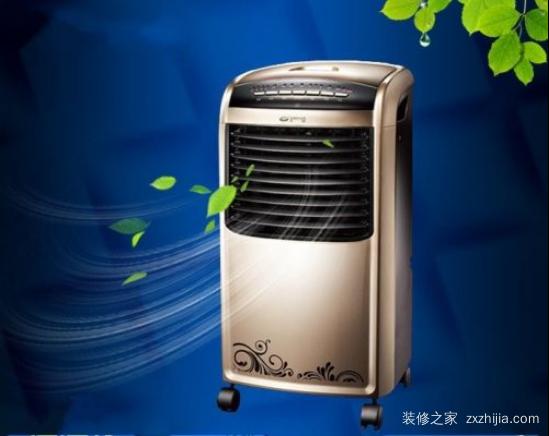 空调扇原理是什么