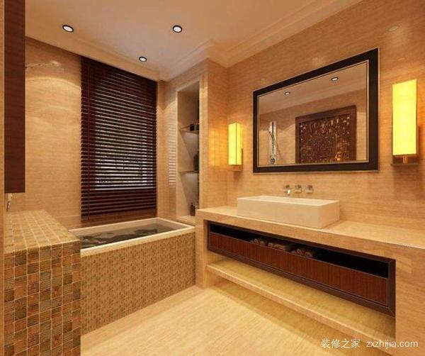家装卫生间时需要注意的七大事项,快看!