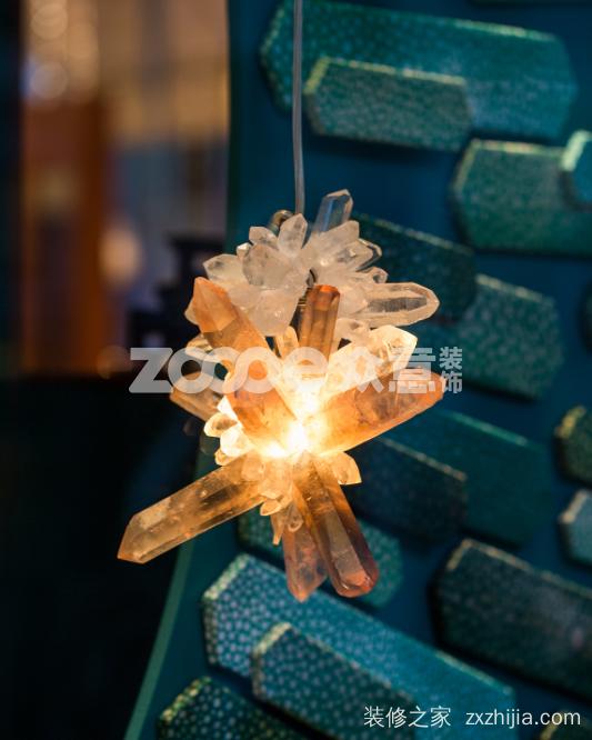 水晶石装饰