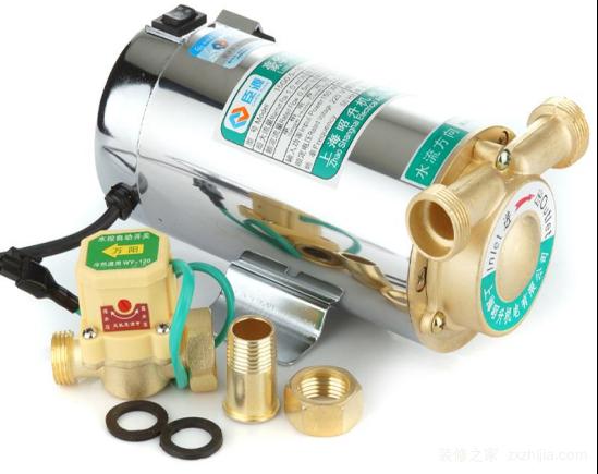 燃气热水器增压泵哪个好