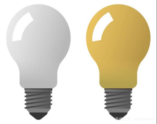 卤素灯和白炽灯的区别