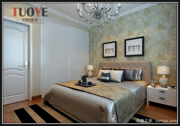 暗卧室装修设计 卧室光线不好如何装修