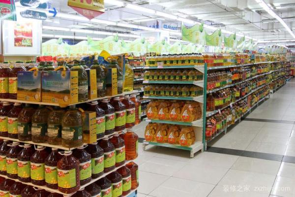 济南超市装修