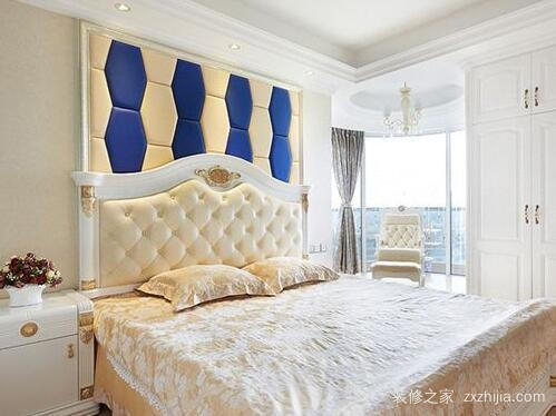 卧室软包背景墙哪种好