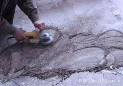 地面找平水泥沙子比例